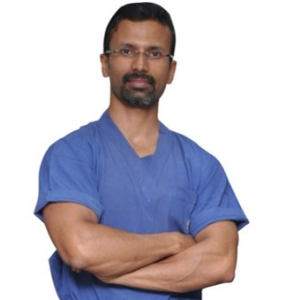 Dr Atul NCPeters