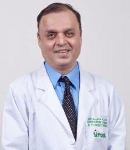 Dr. Ajaya Kashyap Best Cosmetic Surgeon in India