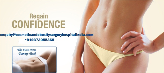 Tummy Tuck Surgery in India