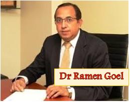 Dr Ramen Goel