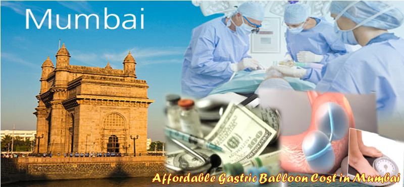Gastric balloon cost in mumbai