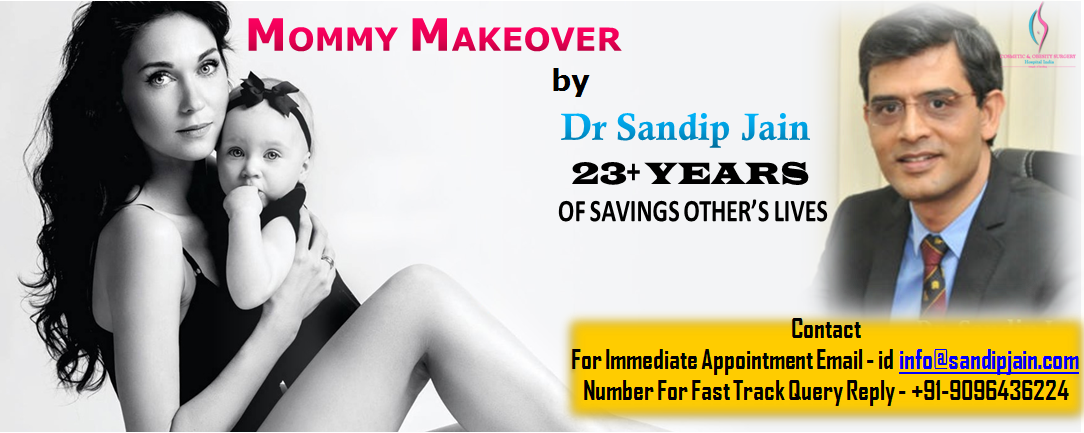 Mommy Makeover by Specialist Dr Sandip Jain in India