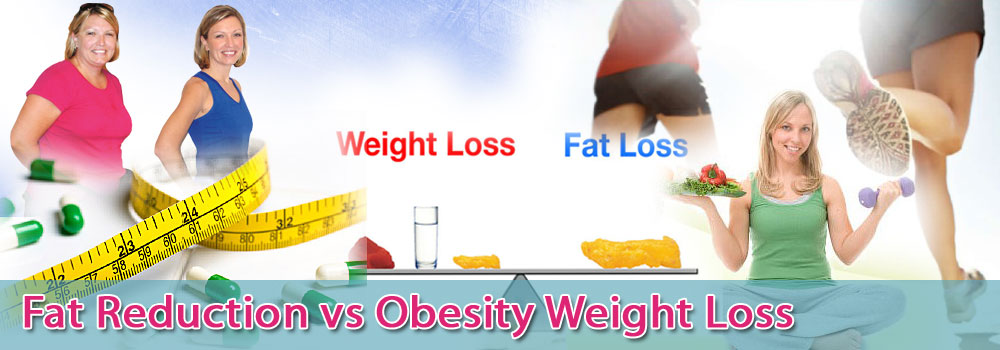 Fat-Reduction-vs-obesity-Weight-Loss