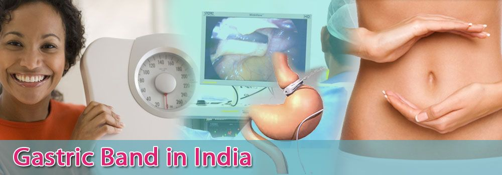 Low cost gastric band in India