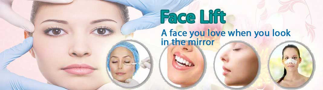 Face Lift Surgery in India