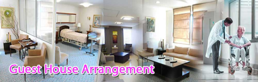 Guest House Arrangements - Cosmetic and Obesity Surgery Hospital