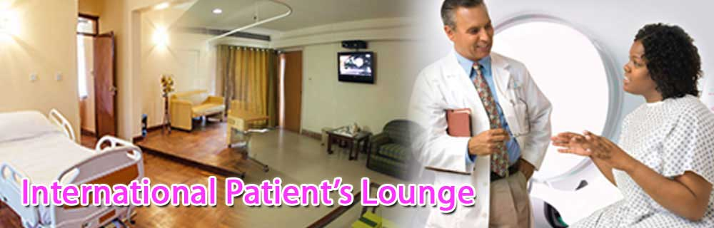 International Patient's Lounge - Cosmetic and Obesity Surgery Hospital