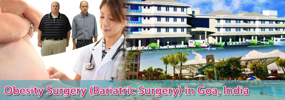 Low Cost Obesity Surgery Top Surgeons Best Hospitals Goa
