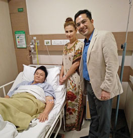 Obesity Surgery Patient Testimonial India