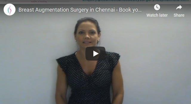 Breast Augmentation Surgery in Chennai India
